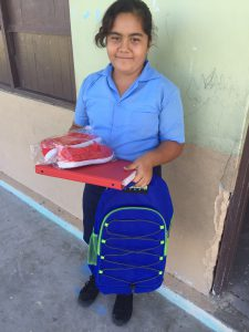 RE/MAX Estate Properties Donate School Gear Back to School