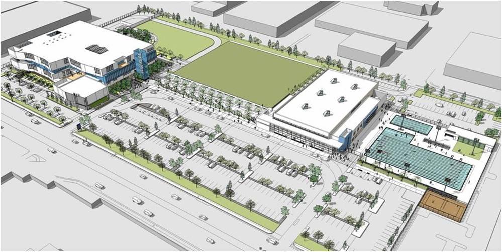 RE/MAX Estate Properties Wiseburn New Project Da Vinci Schools